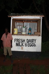 Busia-Fresh Dairy Milk and Eggs