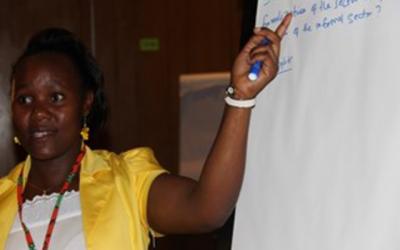 African dairy value chain workshop –Nairobi