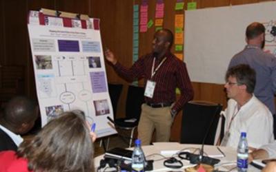 African dairy value chain workshop –Nairobi2