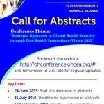 2nd OHCEA One Health Conference
