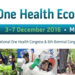 One Health Ecohealth 2016
