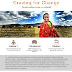 Grazing for change-people, Pastures, progress and profit